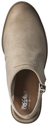 Boots Women's Mossimo® Kacie Open Heel Ankle