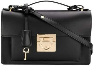Salvatore Ferragamo Gancio lock shoulder bag