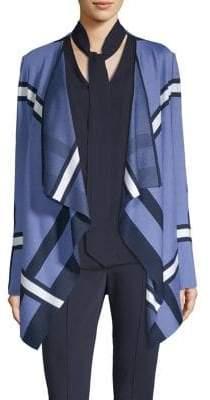 St. John Multistripe Sweater