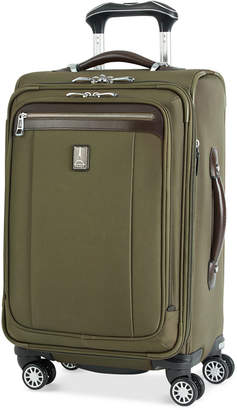 """Travelpro Platinum Magna 2 21"""" Carry On Expandable Spinner Suitcase"""