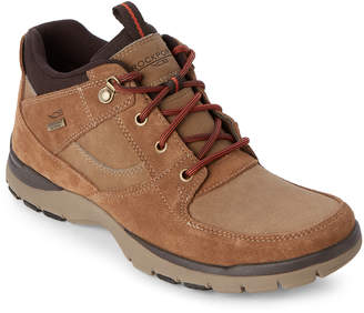 Rockport Dark Tan Kingstin Waterproof Boots