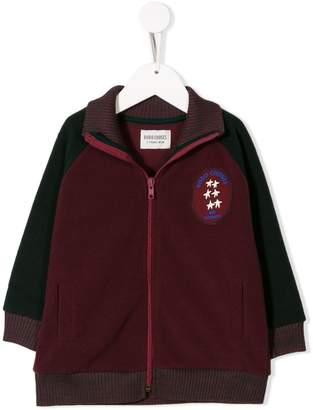 Bobo Choses logo embroidered jacket