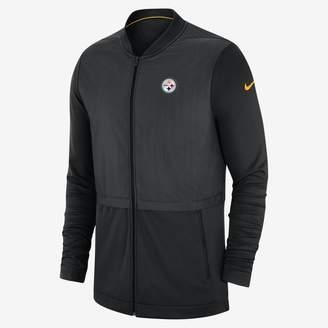 Nike Elite Hybrid (NFL Steelers) Men's Full-Zip Jacket