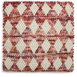 Safavieh Wool Harlequin Cushion