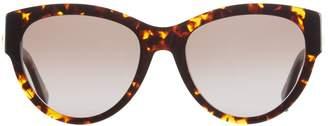 Max Mara Flat3 Cat Eye Sunglasses
