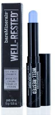 Bareminerals / Well Rested Face & Eye Brightener Cc Primer Dullness Corrector