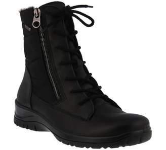 Spring Step Flexus by Leather and Nylon Boots -Betula