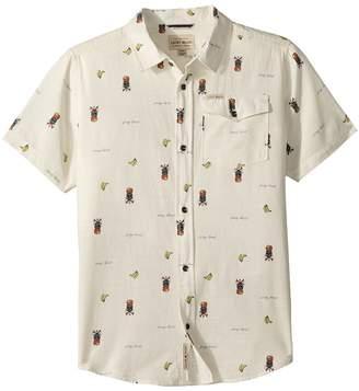 Lucky Brand Kids Short Sleeve Print Tee Boy's T Shirt