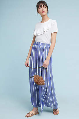 PepaLoves Sibilia Striped Maxi Skirt