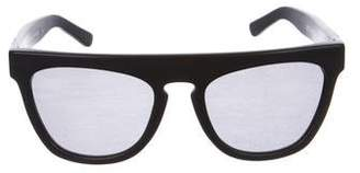 be80dd83b2 Westward Leaning Westward  Leaning Square Tinted Sunglasses