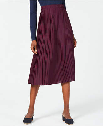 Eileen Fisher Pleated Skirt, Regular & Petite