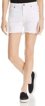 Parker Smith Frayed Denim Shorts