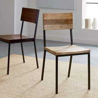 west elm Rustic Dining Chair