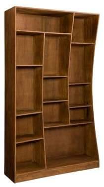 MOE's home collection Niagara Cube Bookcase Left