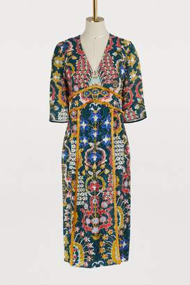 Peter Pilotto V-neck dress