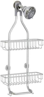 InterDesign Metro Rust Proof Aluminum Shower Caddy