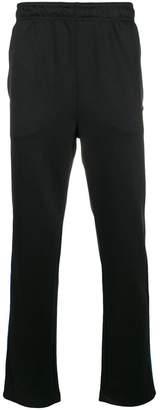 Stussy side stripe detail trousers