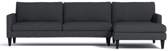 Formosa 2pc Sectional Sofa CHOICE OF FABRICS