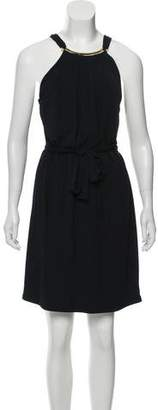 MICHAEL Michael Kors Knit Halter Dress