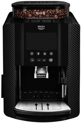 Krups Carbon 'Arabica Digital' Automatic Espresso Bean To Cup Coffee Machine - Ea817k40