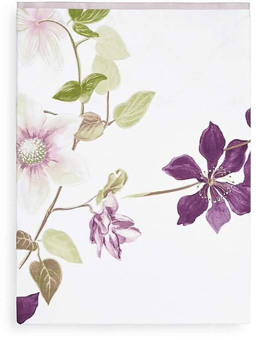Clematis Flat Sheet, King