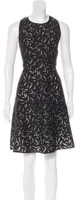 Les Copains Knee-Length Sleeveless Dress