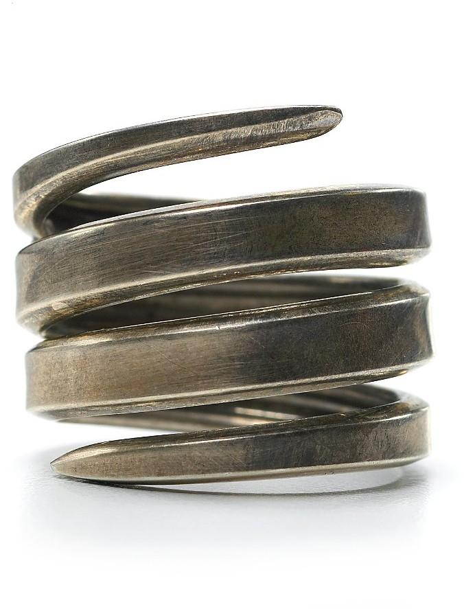 Elizabeth and James Snake Wrap Ring