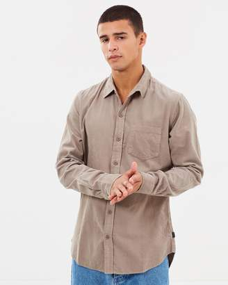 Silent Theory Costanza LS Cord Shirt