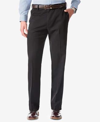 Dockers Comfort Classic Flat Front Fit Stretch Pants