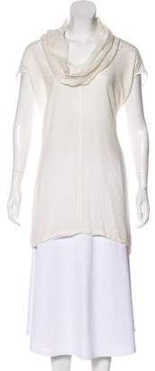 Rick Owens Short Sleeve Tunic