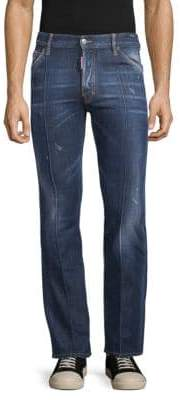 DSQUARED2 Richard Distressed Jeans
