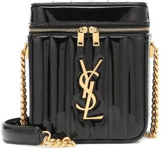 Saint Laurent Vicky Vanity leather shoulder bag