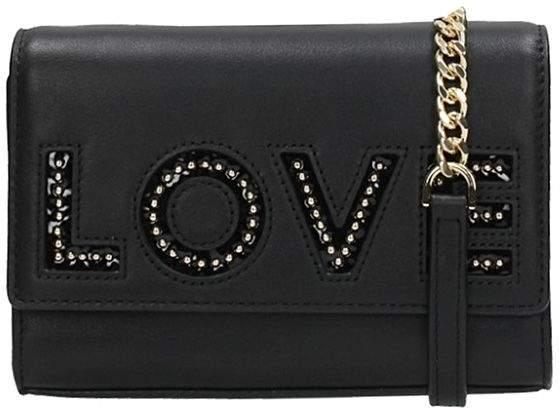 Michael Kors Ruby Black leather Bag - BLACK - STYLE