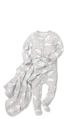 Country Road Polar Bear Jumpsuit