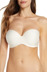 Chantelle Lingerie Absolute Invisible Smooth Underwire Strapless Bra