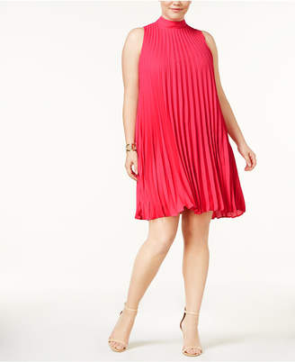 Fuschia Plus Size Dress Shopstyle