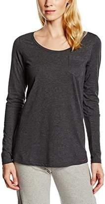 Skiny Women's 0895 Shirt Long-Sleeved - Multi-Coloured - UK
