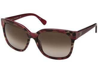 Diane von Furstenberg Julianna Fashion Sunglasses