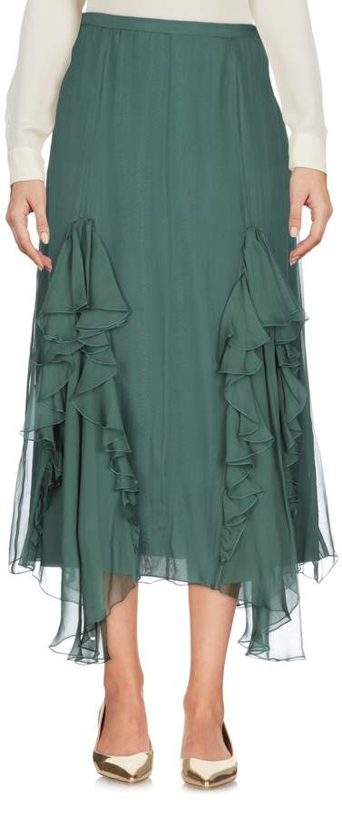 ROCHAS 3/4 length skirts