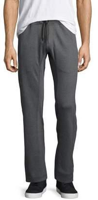 Peter Millar Walker Heather Lounge Pants, Charcoal $98 thestylecure.com
