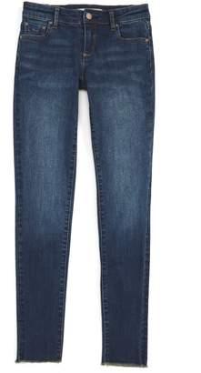 Tractr Fray Hem Skinny Jeans