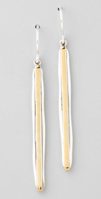 Elizabeth And James Bar Drop Earrings