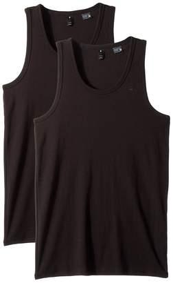 G Star G-Star Base Tank Top 2-Pack T-Shirt Men's T Shirt
