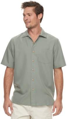 Men's Batik Bay Regular-Fit Soft-Touch Button-Down Shirt