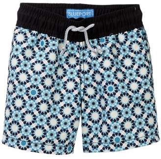 Trunks Blueport by Le Club Jerez Swim Trunk (Toddler, Little Boys, & Big Boys)