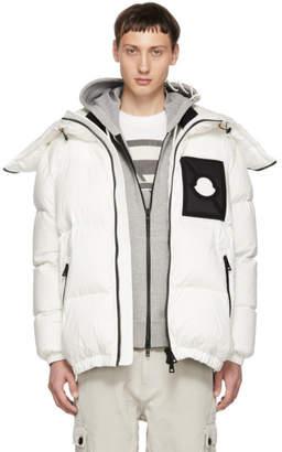Craig Green Moncler Genius 5 Moncler White Down Treshers Jacket