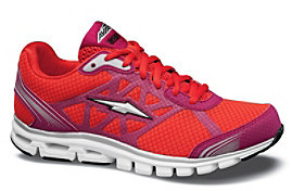"""Avia 5781"""" Athletic Shoe - Red"""