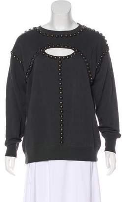 Isabel Marant Embellished Pullover Sweater