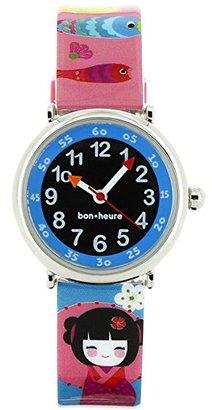Baby Watch (ベビー ウォッチ) - ベビーウォッチ babywatch コフレボヌール お人形 クオーツ 腕時計 CB007 ブラック