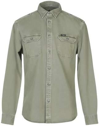 Wrangler Denim shirts - Item 42707645IH